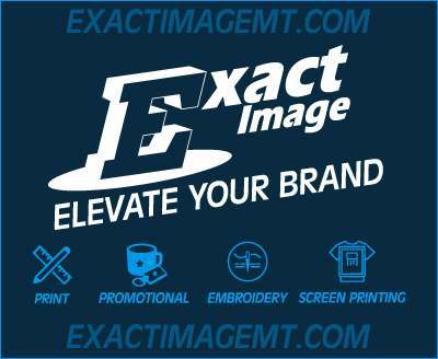 Exact Image - Elevate Your Brand - Print - Promotional - Embroidery - Screen Printing