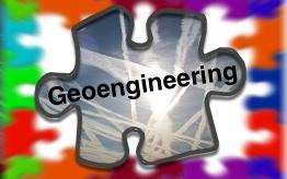 Geoengineering puzzle piece