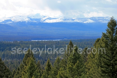 The Mission Mountains and Seeley Lake Montana