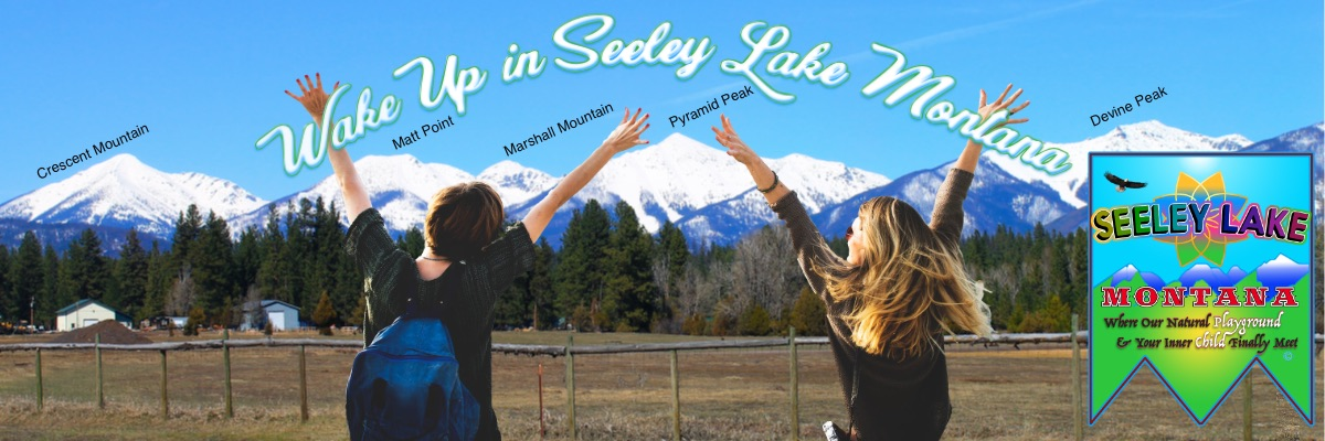 Wake Up in Seeley Lake Montana